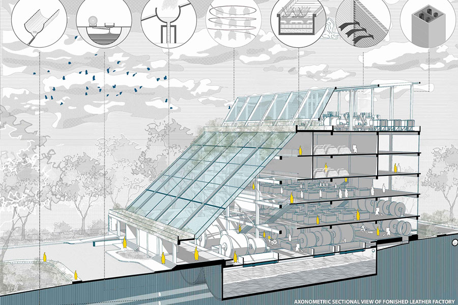 Architecture Infrastructure Assemblage © Pankaj Nath Joy