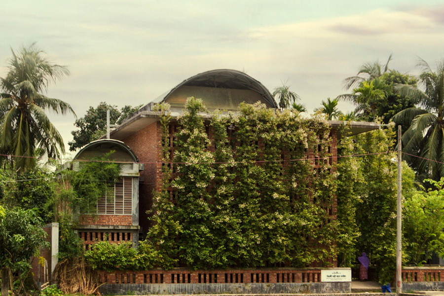 Miazi Bari Jame Mosque © GoaAt (group of architects and thinkers)