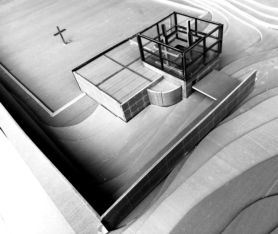 Church on the Water by Tadao Ando |Courtesy: Dept of Architecture, AIUB