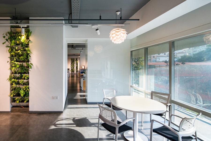 Green office for BIFFL © ARCHVISTA