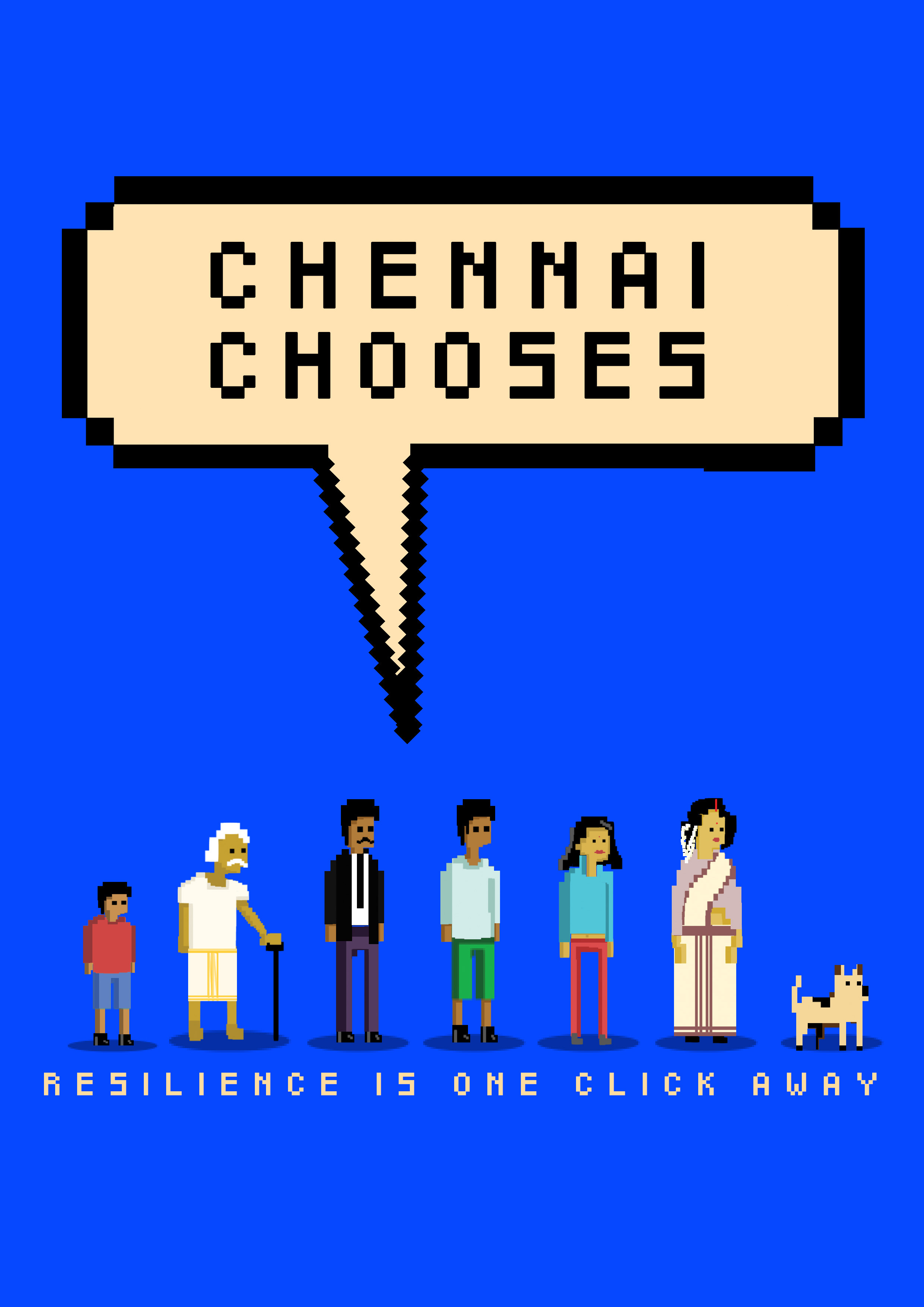 Chennai Chooses 00