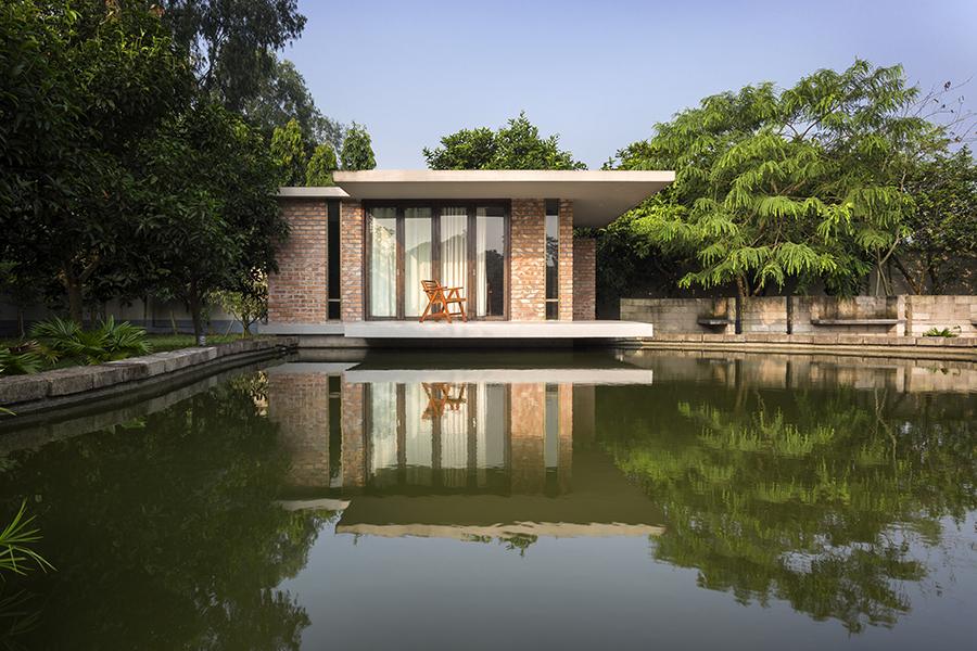 Library that floats © Abdul Kader Zeeshan & Ridwan Tanvir