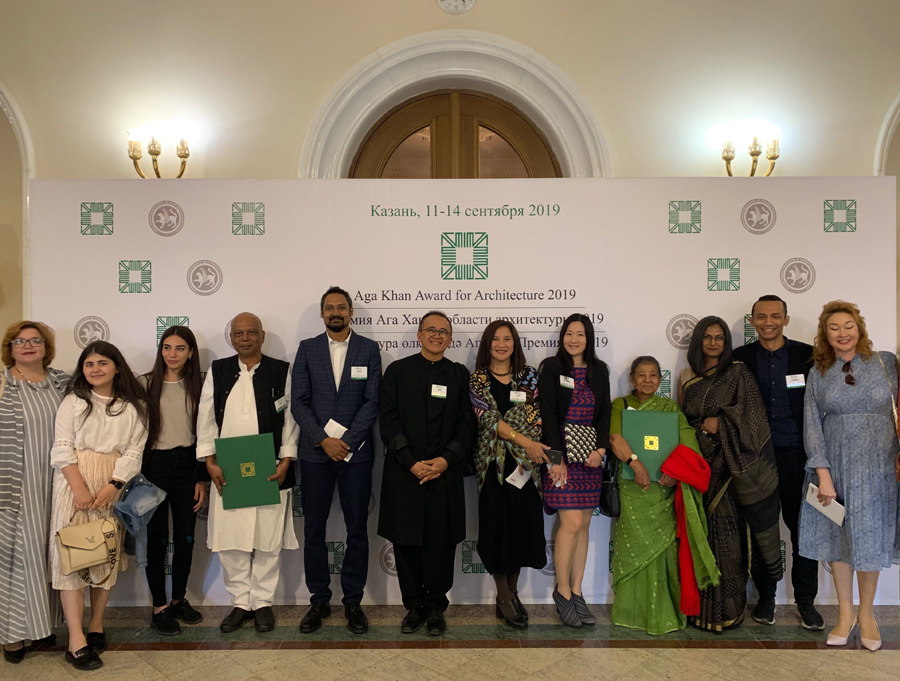 With other shortlisted participants | Photo courtesy : Jubair Hasan and Tahmida Afroze