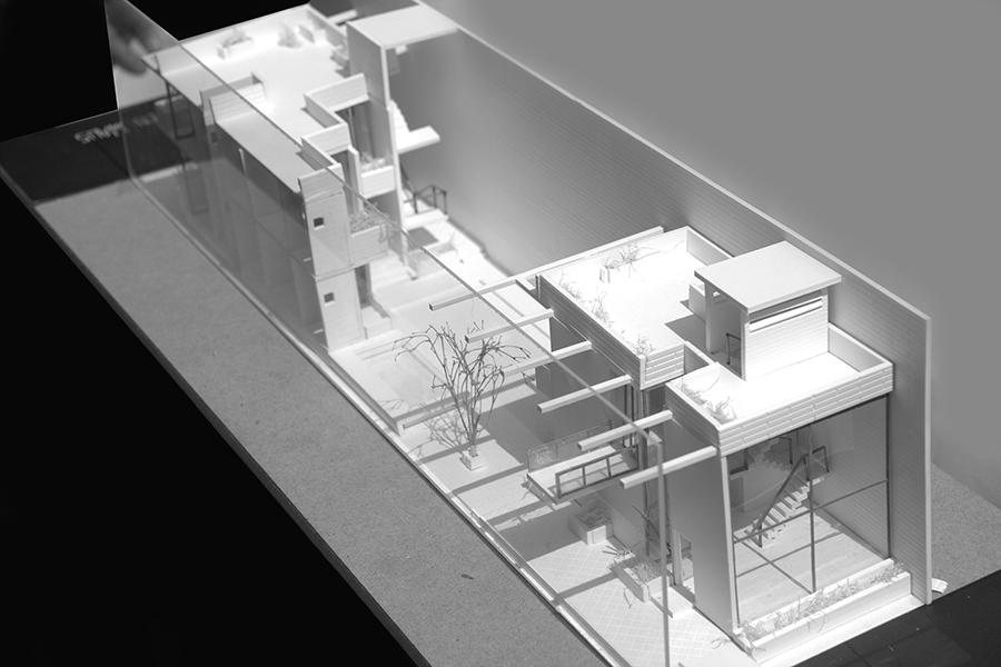 © Mohaiminul & Tasmim| Department of Architecture, AIUB