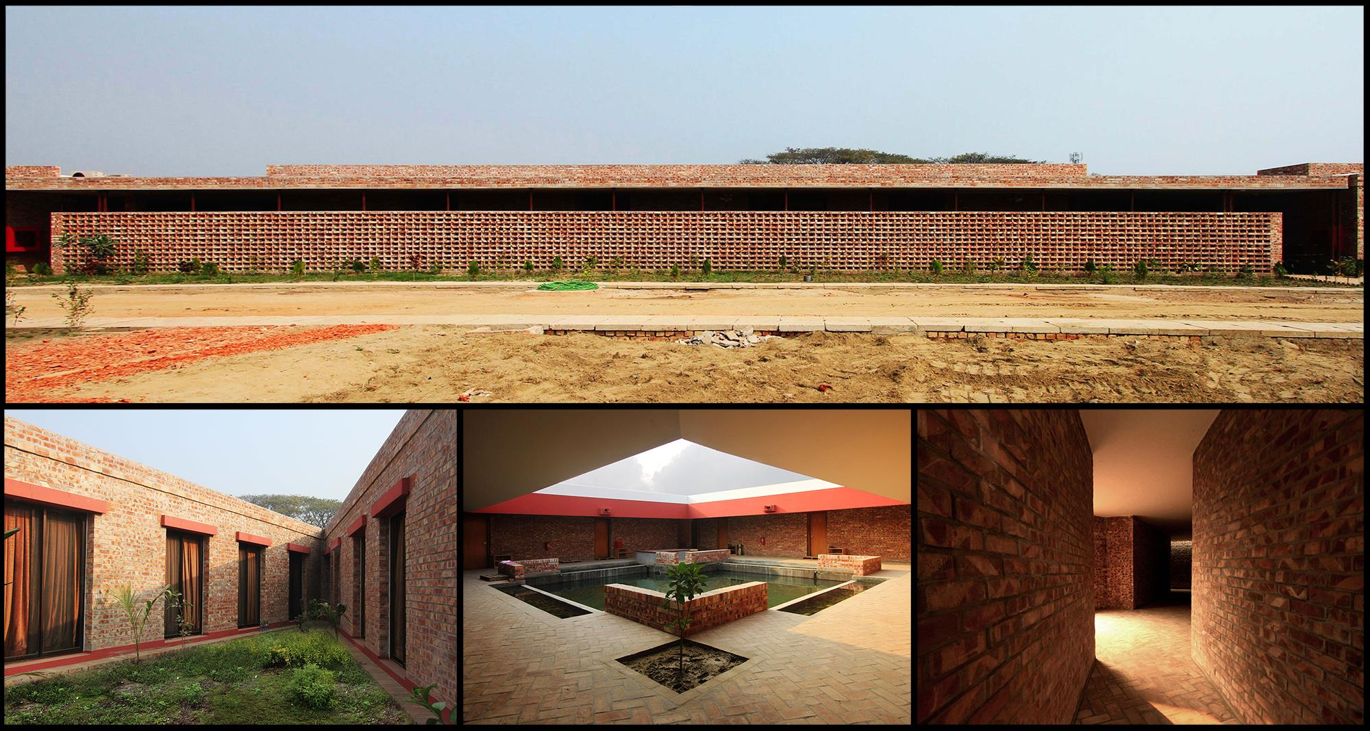 Site Accommodation Facilities for Foreign Construction Staff © Ar. Anup Kumar Basak & Ar. Md. Faysal Kabir