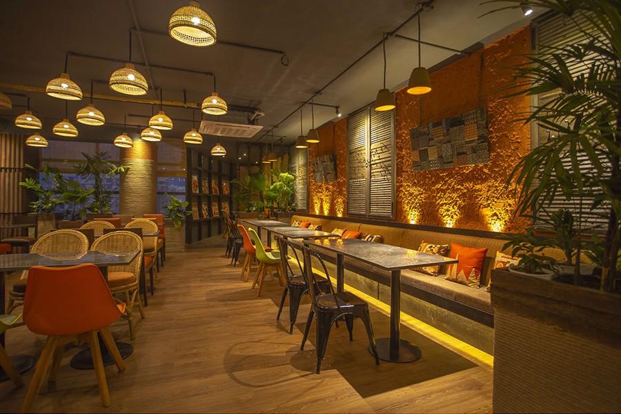 Private cabin restaurant in dhaka