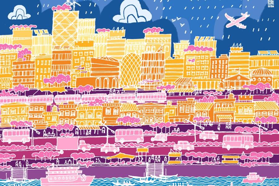 Illustration by: Reesham Shahab Tirtho