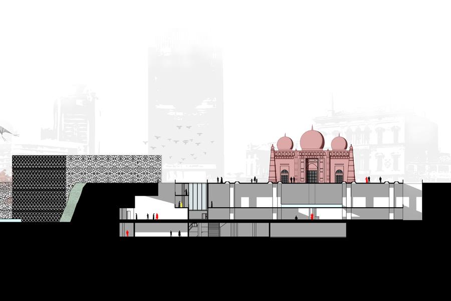 Revival of Anderkilla Shahi Jame Mosque © Ramisa Yeameen Chowdhury Eva | BRACU