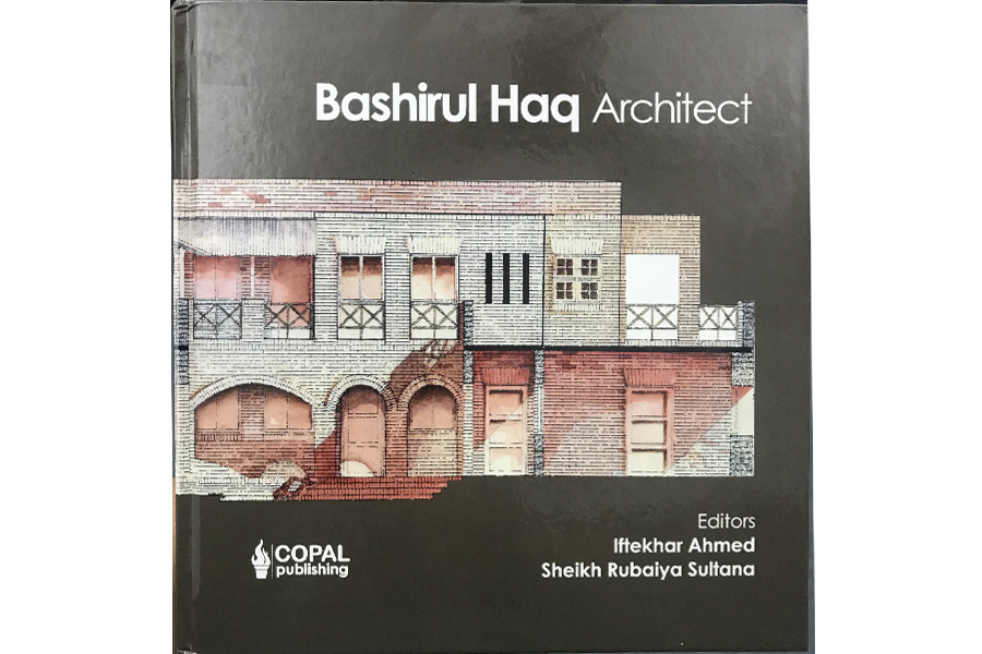 Bashirul Haq Architect- a monograph of his works and philosophy published in 2018 | Courtesy: Ar. Mohaimeen Islam Badhon