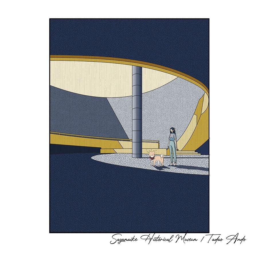 Sayamaite Historical Museum | Tadao Ando © Asad Hossen
