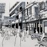 Urban transformation of informal mix in Dhaka