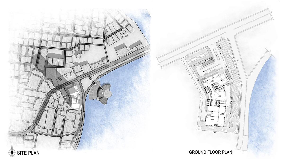 Proposed plans © Payel Sen Gupta