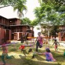 A breathable habitat: Reimagining housing for a low-income community
