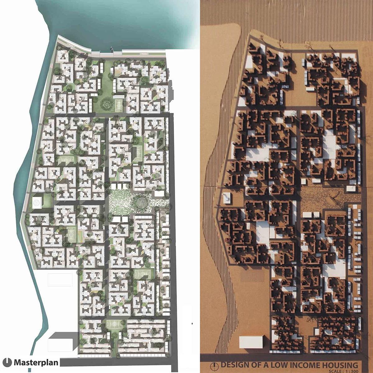 Proposed regeneration plan © MIST