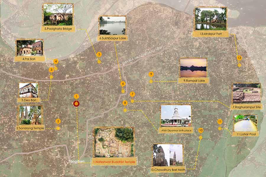 Site surrounding © Fuad Hasan Tanvir