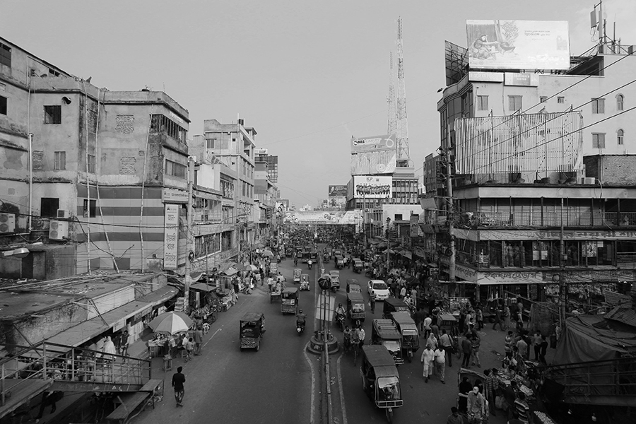 Existing situation of Rajshahi city © Swarajit Sarker