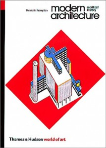 Modern Architecture A Critical History