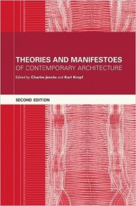 Theories and manifestos of 29th century Architecture